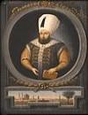 Osmanlı Padişah (Sultan) 1. Mustafa.