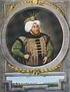 Osmanlı Padişah (Sultan) 2. Mustafa.