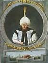 Osmanlı Padişah (Sultan) 3. Mustafa.