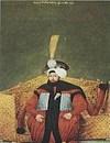 Osmanlı Padişah (Sultan) 4. Mustafa.